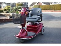 Rosso Three Wheel mobility Scooter