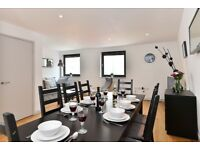 Modern 3 bed apartment*Camden Town*3 months min*Fully furnished