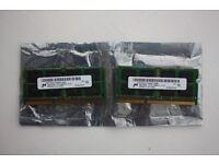 8Gb (4GBx2) DDR3 RAM, LAPTOP/APPLE MACBOOK MEMORY STICKS, VARIOUS BRANDS/SPEEDS 10600/12800