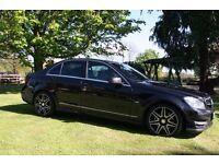 Mercedes C350 Sport CDI Blue Efficient