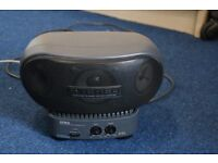 AIWA amplified Stereo Matrix Speaker System (ET-700K) - good condition