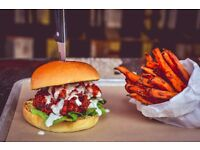 Chef Required for Central London Burger Site - London Living Wage Paid!