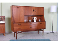 G Plan vintage sideboard solid teak vintage 60/70s - can courier - free local delivery