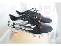 Under Armour football boots, NEW, never worn, UK size 5