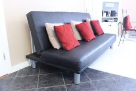 Sofabed (Leather type)