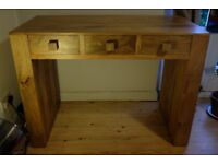 Mango Wood Desk