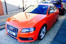Audi A4 S Line (S4 Kit) 12 MONTHS MOT AND FSH (REDUCED PRICE)