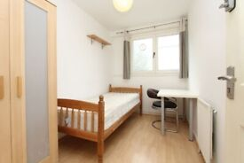 🆕CHEAPEST SINGLE ROOM IN ISLE OF DOGS - Zero Deposit apply - #Salford