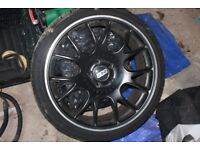 BBS Alloys for Vauxhall Astra