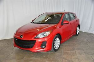 2012 Mazda MAZDA3 GS SPORT WITH  LEATHER, SUNROOF