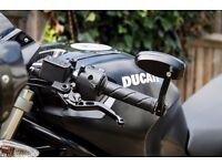Ducati Monster M696+ Black