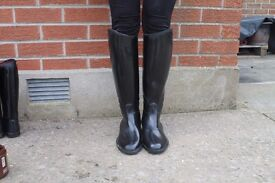 Harry Hall Riding boot (ladies size 7)