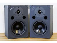 Alesis Point Seven Shielded Reference Monitor Speakers