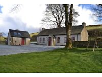 Secluded Holiday Cottage, Mourne Mountains