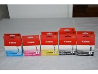 Cannon CLI8 inkjet cartridges