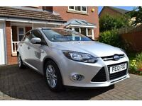 FORD FOCUS Titanium1.0L ECOBOOST 2013 (13) IMMACULATE CONDITION