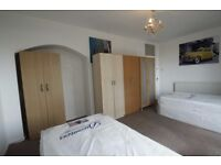 LOVELY TWIN ROOM TO OFFER WITH A BALCONY CLOSE TO THE TUBE STATION SWISS COTTAGE. 18F