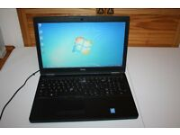 "DELL Latitude E5550 Core I3-5010U 4GB 500GB 15.6"" Laptop in Perfect Condition & Original Box"
