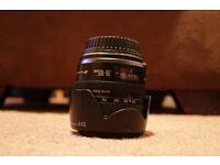 Canon EF 28-105mm USM Ultrasonic AF Camera Zoom Lens Macro