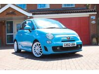Abarth 500 Esseesse - Koni Suspension - Lady Owner - 26k miles