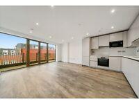 2 Bed Flat for Rent - Open Plan Kitchen/Reception Room - Near Dollis Hill Jubilee Line Station