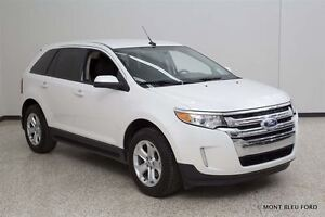 2013 Ford Edge SEL  -NO ADMIN FEE, FINANCING AVALAIBLE WITH $0 D