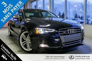 2014 Audi S5 S5 333HP! TECHNIK B&O *
