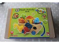 BARGAIN......Noah Activity Ark by I'M toys
