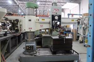 Masteel Radial Arm Drill Press
