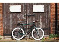 Christmas SALE ! GOKU Steel Frame Single speed road bike TRACK bike fixed gear V6GM