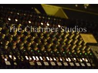 We are a music Recording studio with professional top end analog equipment and personal
