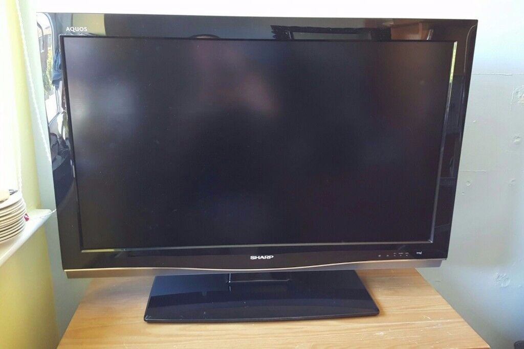 Sharp Aquos 37 Full Hd 1080p Lcd Tv In Dalkeith Midlothian Gumtree