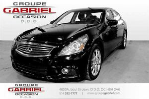 2011 Infiniti G G37x AWD * BACKUP CAMERA * PARKING SENSORS *