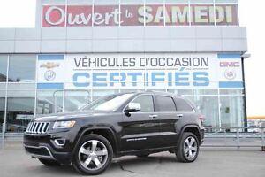 2016 Jeep Grand Cherokee NAVIGATION+JANTES 20+TOIT OUVRANT