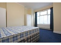 Large terraced house with four Double Bedrooms in Southfields near to the station!