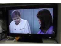 "LG 32"" flatscreen Television"