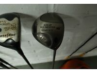 Set of Ladies Golf Clubs for Sale