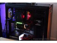 i7-5820k, Gigabyte X99 GA-X99-UD5,32GB Ram,500GB SSD + 2TBHDD,Blu-Ray, NZXT H630 CASE,WiFi