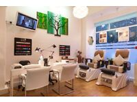 Beauty Therapist/ Masseuse, Required for Anir Day Spa in Fulham/Parsons Green