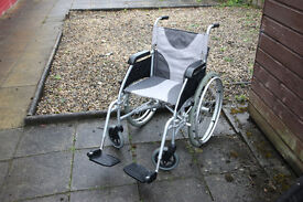 wheelchair -used but in good condition