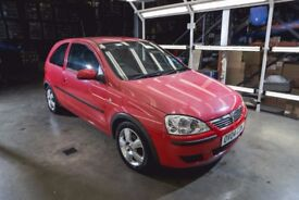 Vauxhall Corsa 1.0i Energy , Breaking For Spares , Red