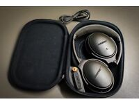 Bose QC 25 SPECIAL Edition for Apple -Triple Black [MINT, CLOSE to NEW]
