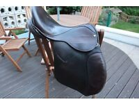 "Ideal Saddle Company 18"" Horse Saddle"