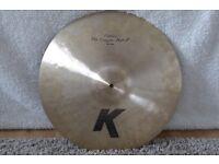 "K Zildjian Custom Dry Complex Ride II 20"""