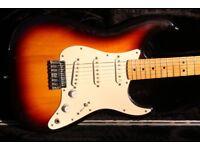 Fender Stratocaster - 1983 Dan Smith - With Original Fender Logo'd Case