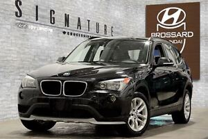 2015 BMW X1 xDrive28i AUTO A/C AWD CUIR TOIT PANORAMIQUE MAGS