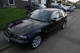 BMW 316ti Compact (Good Condition)