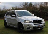 BMW X5 3.0 30sd M Sport 5dr Auto (silver) 2008