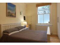 Lovely/ clean double room in 2 bed flat in Battersea