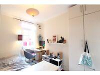 Room in a garden flat